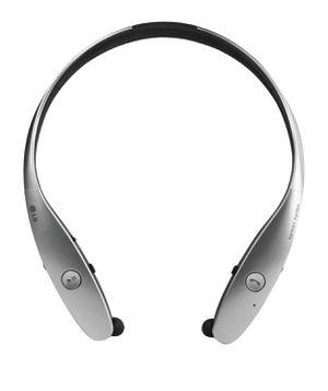 LG Electronics Tone HBS-900 INFINIM Bluetooth Stereo Headset - Silver (Certified Refurbished) for Sale in Los Angeles, CA