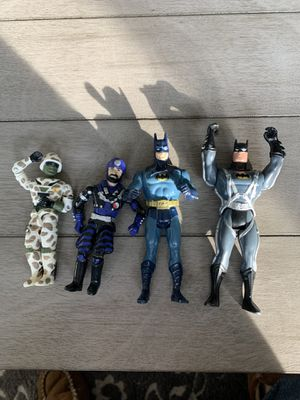 Action figures for Sale in Stoughton, MA