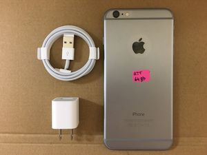 iPhone 6 Plus 64gb AT&T Cricket, iPhone for Sale in Dallas, TX