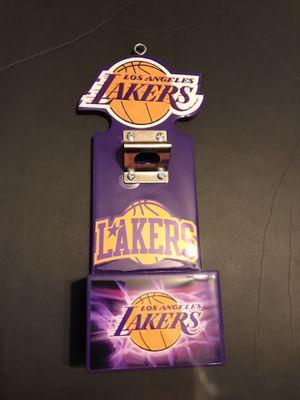 Los Angeles Lakers Bottle Opener for Sale in Los Angeles, CA