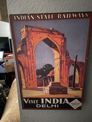 Home Decor Visit India Delhi $8 and it's yours for Sale in Las Vegas, NV
