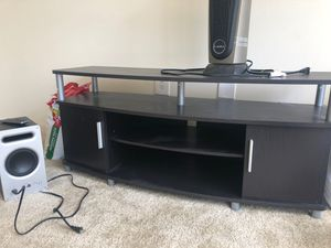 55 inch TV holder. Very strong and nice wood made. for Sale in Bethesda, MD