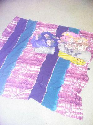 Fabric -$3 each . African,tie dye for Sale in Atlanta, GA