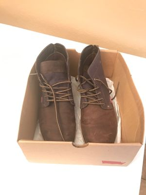 Men's Levi's shoes size 11 for Sale in Pasadena, TX
