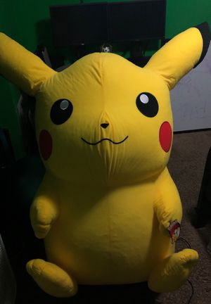 Giant Pikachu stuffed animal for Sale in Nashville, TN
