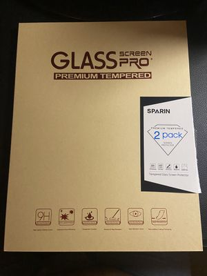 iPad Pro 12.9 Screen protector for Sale in Pittsburg, CA