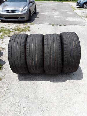 285/40/22 Pirelli for Sale in Largo, FL
