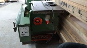 Slide table saw 10' good conditions for Sale in Hawthorne, NJ