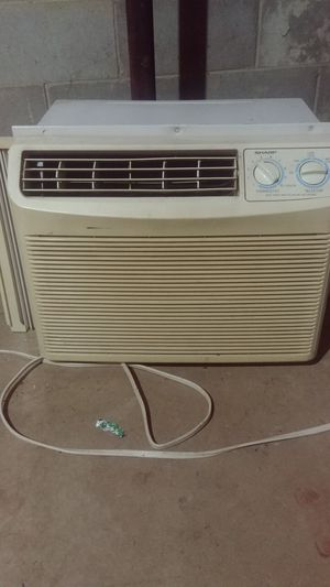 Sharp 6000btu air conditioning unit for Sale in Columbus, OH