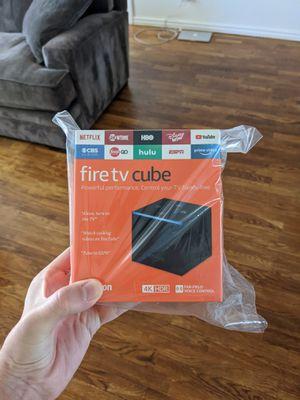 Amazon Fire TV Cube NEW for Sale in Phoenix, AZ