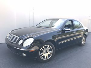 _04_MERCEDES_BENZ_E320_2500$ for Sale in Norwalk, CA