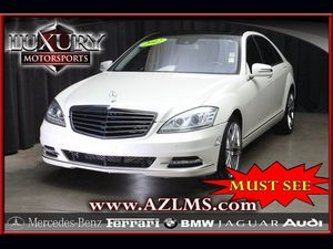 2012 Mercedes-Benz S-Class for Sale in Phoenix, AZ