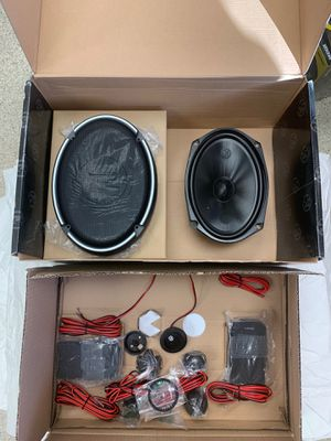 Memphis speakers coaxial PRX 69C 1 set 6x9 for Sale in Fremont, CA