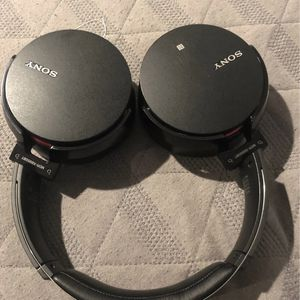 Sony Headphones for Sale in Tyler, TX