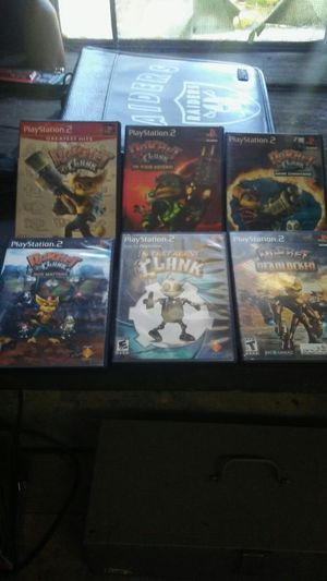 Ps2 game for Sale in Santa Ana, CA