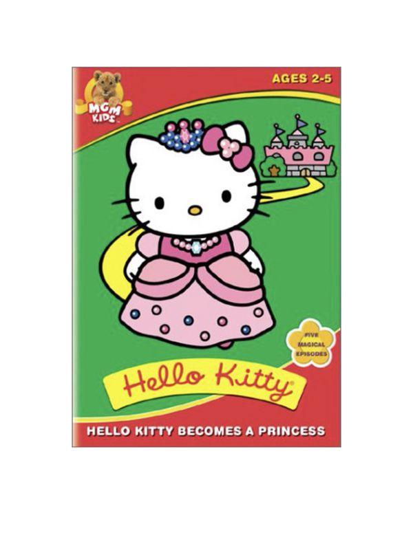 NWT Hello Kitty Becomes a Princess