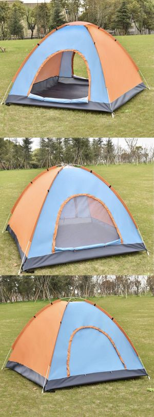 New in box 2 to 3 person 78x78x53 inches outdoor beach camping tent with privacy screen for Sale in Los Angeles, CA