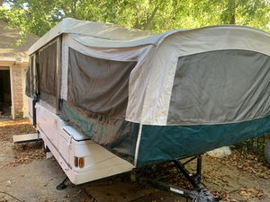 2001 Coleman PopUp camper with Slide for Sale in Houston, TX