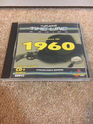 Chartbuster Karaoke 1960 CD for Sale in Las Vegas, NV