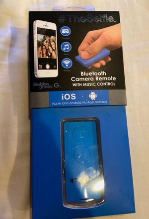 Bluetooth camera remote for iPhone or Android for Sale in San Diego, CA