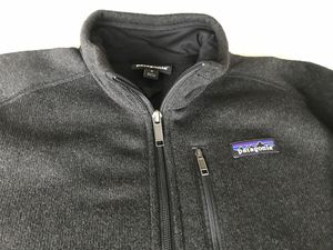 Patagonia Quarter Zip Mens Better Sweater - Size M - Black for Sale in Houston, TX