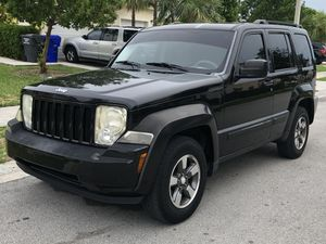 2008 Jeep Liberty for Sale in Hollywood, FL