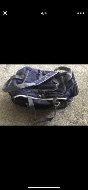 Navy Under Armour Storm Undeniable II Small Duffle Bag Gym for Sale in Carlsbad, CA