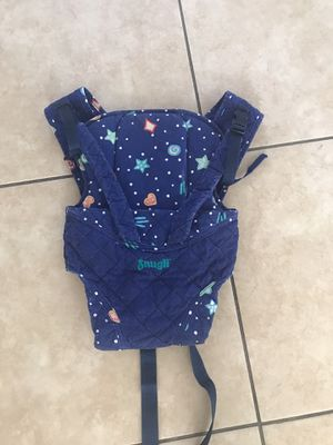 Baby carrier snugli for Sale in Las Vegas, NV