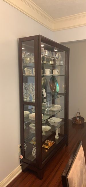 Curio Display Cabinet for Sale in Westerville, OH