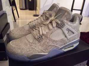 Jordan Retro 4 laser for Sale in Miami, FL