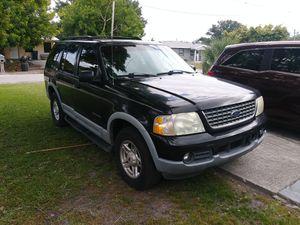 Ford explorer 2002 for Sale in Bradenton, FL
