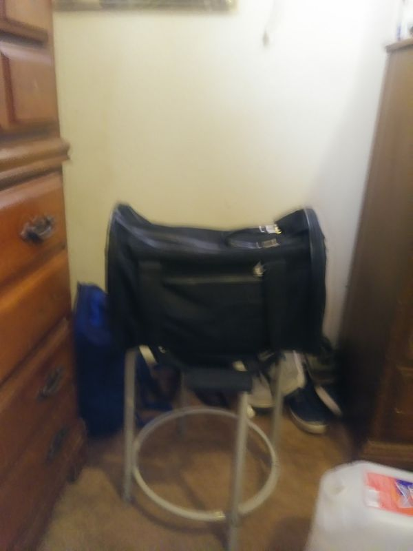 Sherman carry on dog kennel