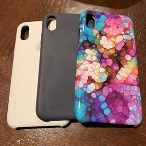 iPhone X Cases Lot for Sale in Renton, WA