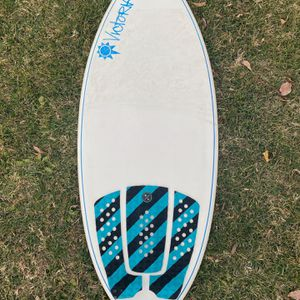 Victoria 51 inch fiberglass skim board for Sale in Riverside, CA