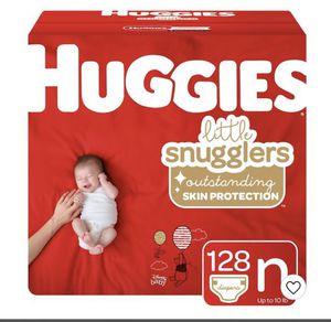 Newborn diapers new box for Sale in Abilene, TX