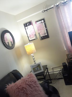 Canvases pink abstract for Sale in North Providence, RI