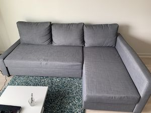 Sleeper sectional for Sale in Washington, DC