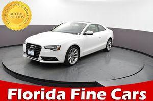 2015 Audi A5 for Sale in North Miami Beach, FL