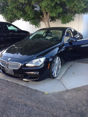 2012 BMW 650i with M package and Tuner for Sale in New Town, ND