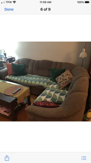 Sectional Couch for Sale in Queens, NY