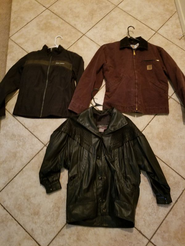 Women's/Juniors Coats & Jackets size s/m. $15 each