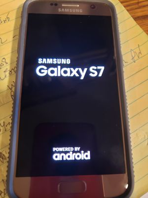 Samsung Galaxy S7 for Sale in Germantown, WI