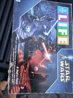 STAR WARS LIFE BOARD GAME. for Sale in Blacklick, OH