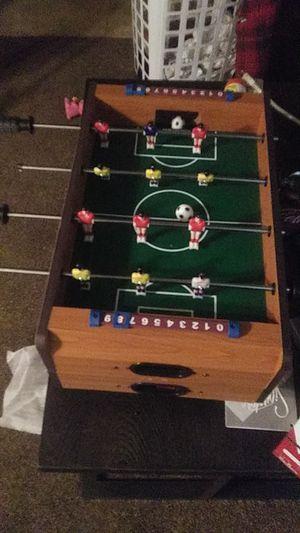 2 in 1 game table for Sale in Wichita, KS