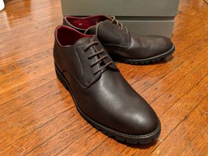 $595 Canali 1934 brown leather shoes US11 EU44 for Sale in Queens, NY