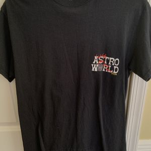 Travis Scott Astro World Tour Tee for Sale in Fort Myers, FL