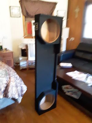 Universal speaker box for Sale in Silsbee, TX