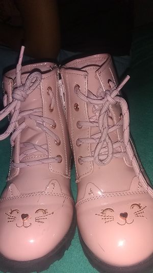 Pink Boots size 11 for Sale in Houston, TX
