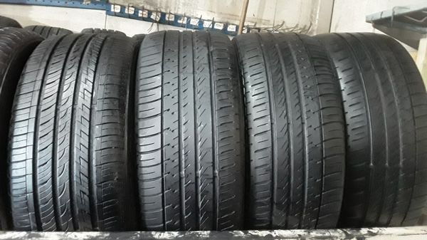 Four good set of tires for {link removed}/17