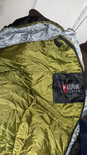 Alpine sleeping bag for Sale in Gresham, OR